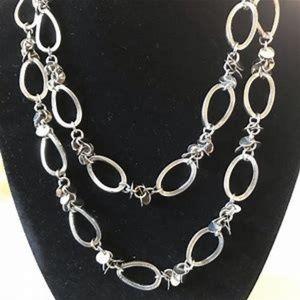 Lia Sophia Gale Necklace 32-34 Adjustable Necklace